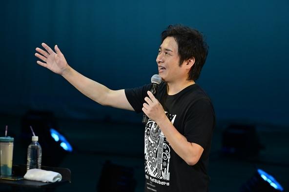 """松原健之 新曲「風のブーケ」を携えて""""順風満帆""""のコンサートツアースタート! (1)"""