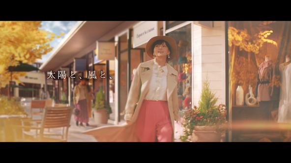 多部未華子さん出演 三井アウトレットパーク新CMウインドウショッピングでエア試着を楽しむ多部さんのかわいらしい表情に注目 (1)