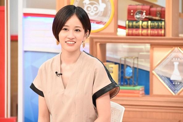 『世界一受けたい授業』SP 前田敦子 (c)NTV