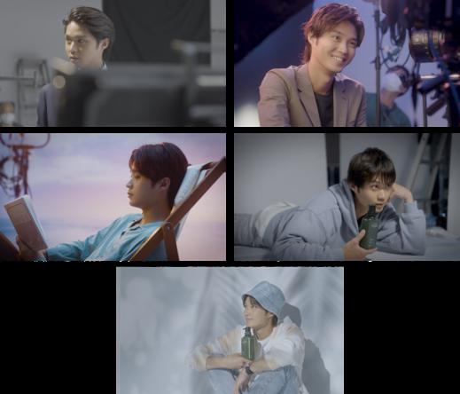スカルプDが新ブランドのメインキャラクターに俳優の磯村勇斗さんを起用5人のキャラクターを見事に演じわける、カメレオンぶりに注目!