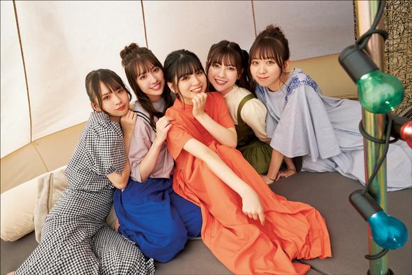 わーすた、坂元葉月の年内卒業を控え、メンバー5人揃った最後の写真集『わーすた旅行記』、11/26 (金) 発売決定 (1)