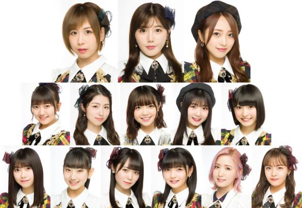 AKB48の10月誕生日メンバー総勢11名が冠番組を賭けてクイズバトルに挑戦する生放送特番!『スカルプD Presents 頭髪の日&誕生日記念!AKB48冠番組争奪バトル!』 (1)