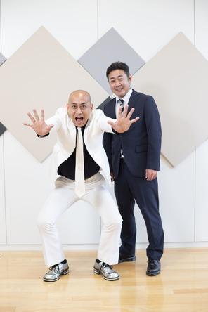 「遅咲きの反逆中年」49歳と42歳で大ブレイクした漫才師・錦鯉、初の著書『くすぶり中年の逆襲』が11月17日に発売決定!!