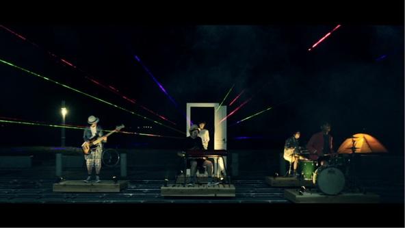 PHONO TONES、ニューアルバムよりリード曲「tobira」MVを解禁