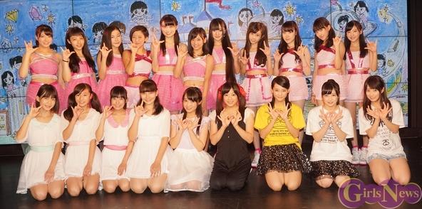 sora tob sakana、ピンク・ベイビーズ、Kin♡Gin♡PearlsがAKIBAカルチャーズ劇場に登場し元気いっぱいステージを駆け巡る