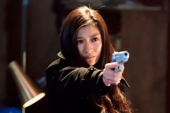 『アンフェア the end』動員150万人・興収20億円突破に篠原涼子「本当に感謝しております」