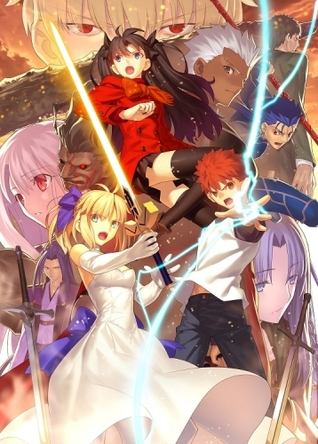 「Fate/stay night [UBW]」BD-BOXが2作連続でオリコン総合首位獲得