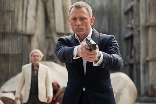【12/4】金曜ロード「007 スカイフォール」シリーズ最大のヒット作、地上波初登場!